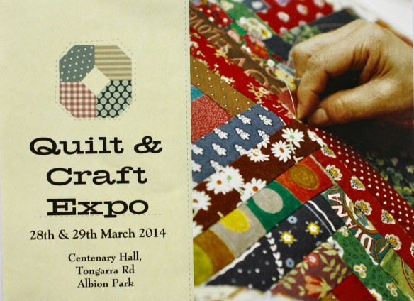 Albion Park Quilt show 28-29 march