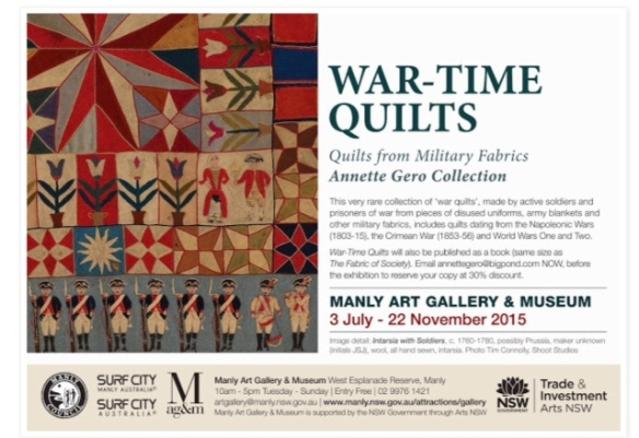 war quilts